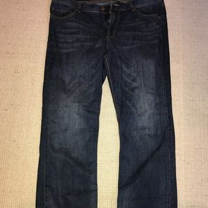 Seven7 Straight Fit Jeans